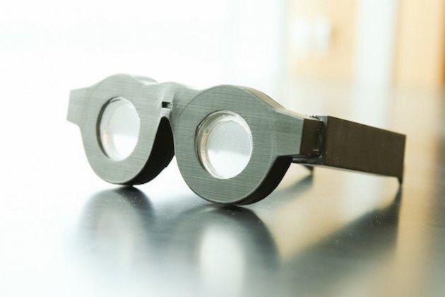 Ecco gli occhiali con messa a fuoco automatica per risolvere i problemi alla vista