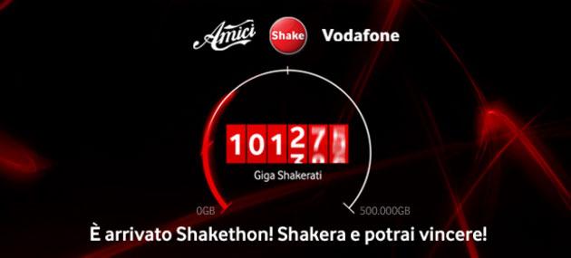 Vodafone Shakethon, concorso che regala progetti formativi