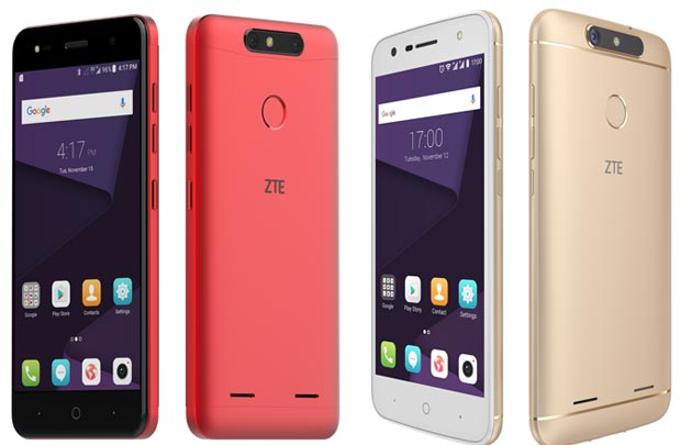ZTE Blade V8 Lite e Mini ufficiali: Specifiche, Foto, Video, Prezzi
