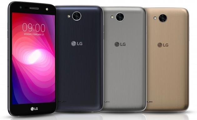 LG X power 2, smartphone 5.5 HD con batteria 4500mAh e ricarica rapida in Italia