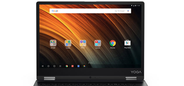 Lenovo Yoga A12, tablet Android versione economica di Yoga Book