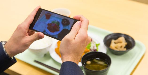 Sony analizza il cibo nelle foto per calcolare le calorie