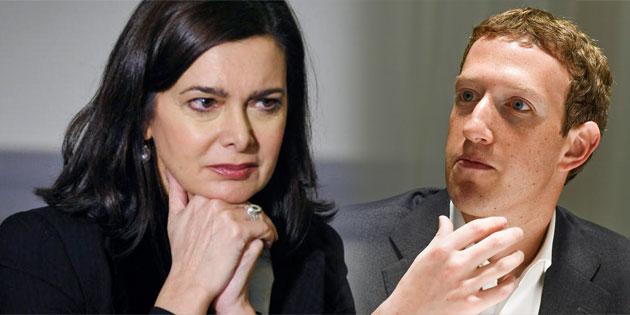 Boldrini, troppe bufale su Facebook: bisogna migliorare