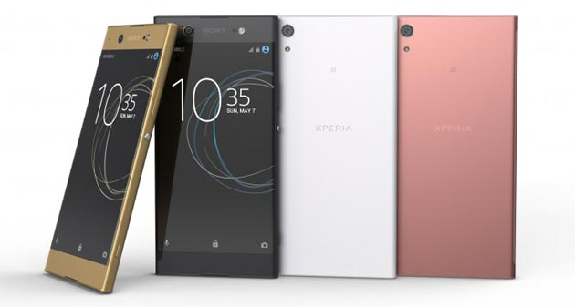 Sony Xperia XA1, XA1 Ultra e XA1 Plus: Specifiche, Foto, Video, Prezzi