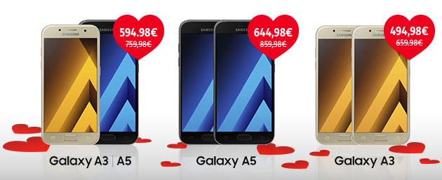 Samsung e TIM: acquistando 2 nuovi Galaxy A 2017 il secondo si paga meta'