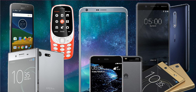 Smartphone, prezzo medio di vendita aumentato del 7 per cento nel Q3 2017