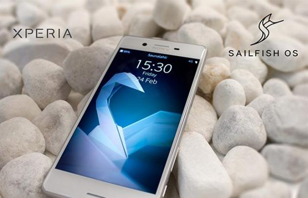 Sony e Jolla insieme per portare Sailfish OS sui device Xperia