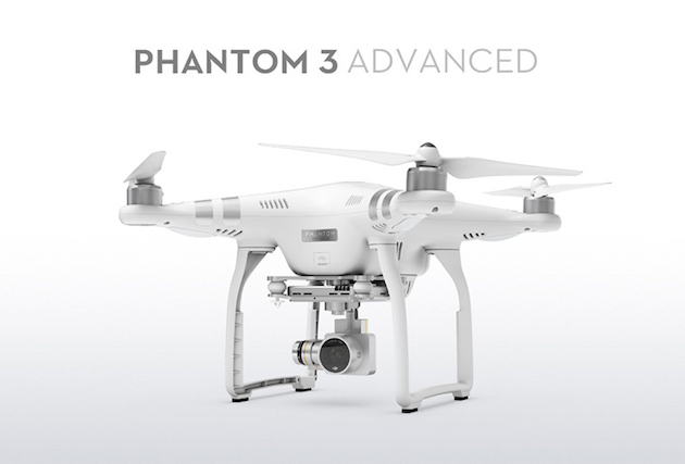 DJI Phantom 3 Advanced Version in sconto di quasi 300 euro