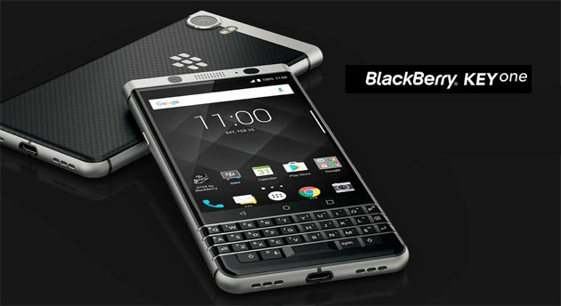 Foto BlackBerry KEYone anche in Black Edition: Specifiche, Foto, Prezzo e Video