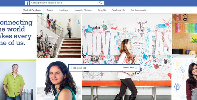 Facebook Stories arriva in Italia