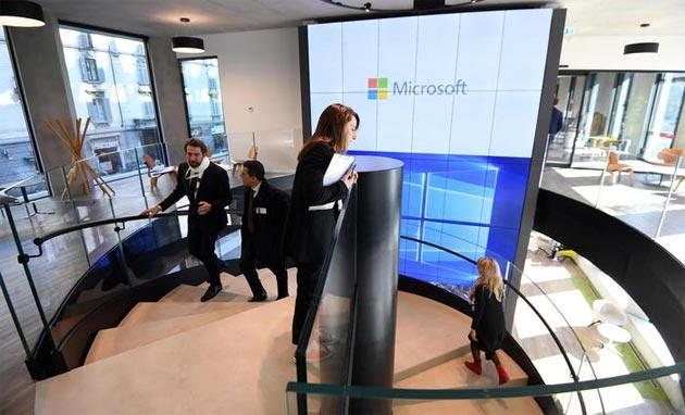 Microsoft House a Milano, nuova sede aperta per consumatori e imprese