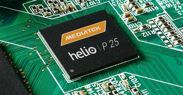 MediaTek Helio P25, chipset di fascia media con supporto per doppia fotocamera