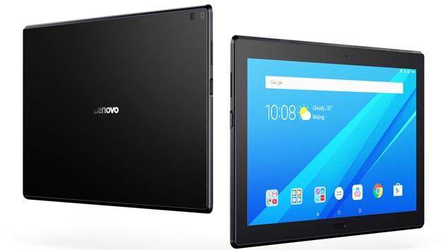 Lenovo Tab 4, tablet Android 7 Nougat da 8 e 10 pollici anche in versione Plus