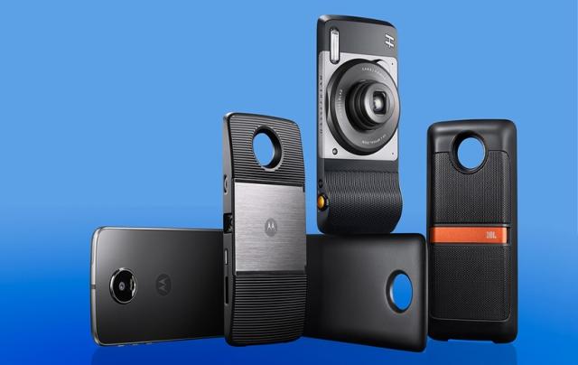 Motorola Moto Mods 2017