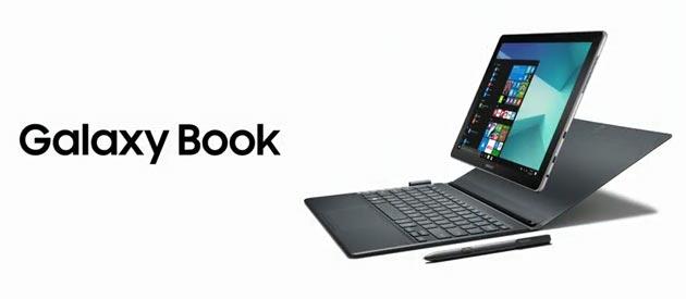 Samsung Galaxy Book 10.6 e 12 pollici con Windows 10 e stilo in Italia