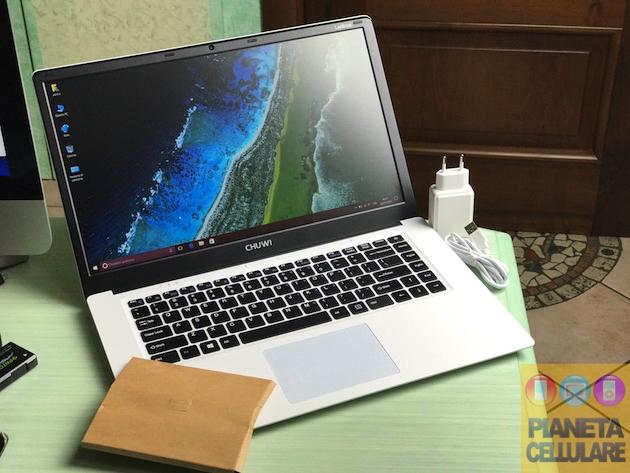Recensione Chuwi Lapbook, il PC portatile da 170 euro