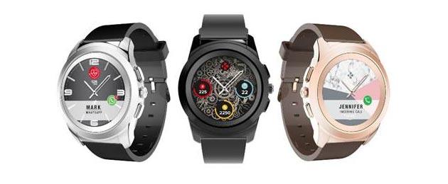 ZeTime, smartwatch ibrido con movimento meccanico