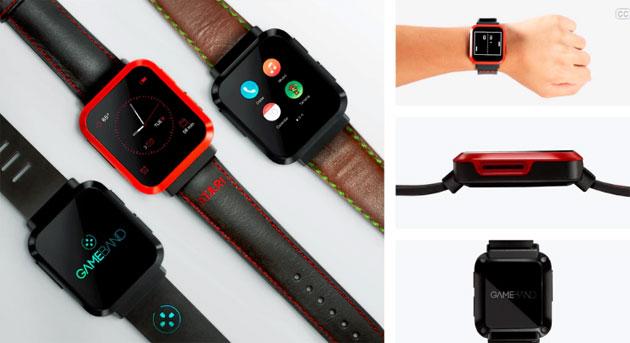 Gameband, primo Smartwatch per giocatori