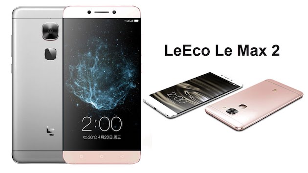 LeEco Le Max 2 in offerta con ROM Global