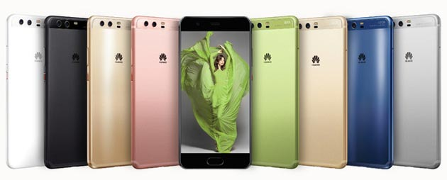 Huawei P10 e P10 Plus ufficiali: Specifiche, Video, Foto e Prezzi