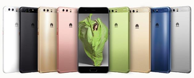 Huawei P10 e P10 Plus in Italia: Prezzi ufficiali e offerte Vodafone, TIM, Wind e 3