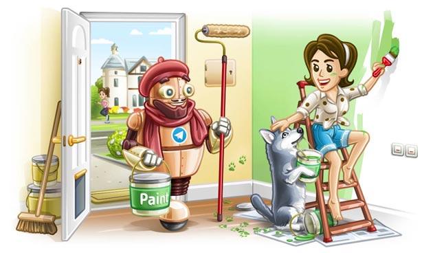 Telegram, Temi Personalizzabili su Android e in arrivo su iOS