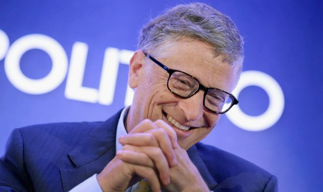 Bill Gates usa un telefono Android, non gli interessa iPhone