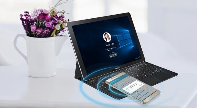 Samsung Flow, app per sbloccare PC Windows 10 con uno smartphone Galaxy