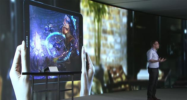 Samsung Gear VR, arriva il controller