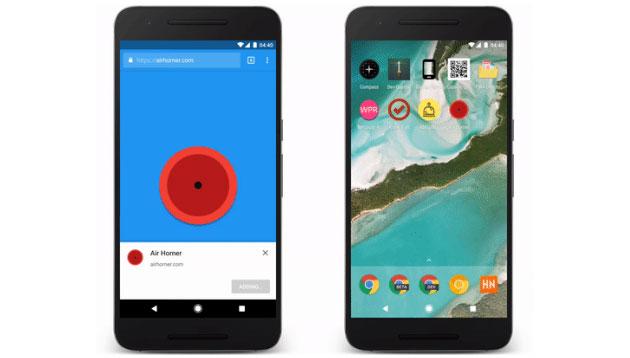 Chrome su Android, Google testa i segnalibri nella Home