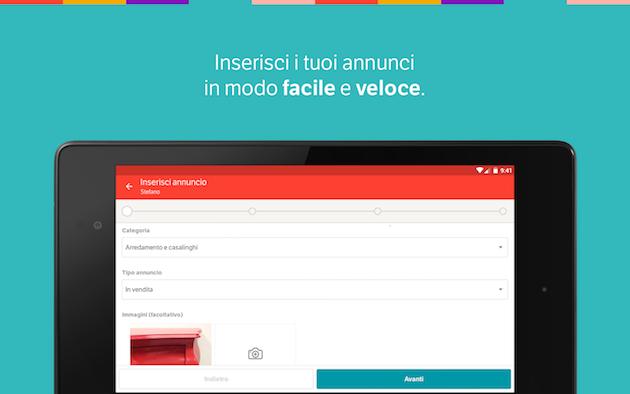 Subito tra le migliori cinque app Made in Italy del Google Play Store nel 2016