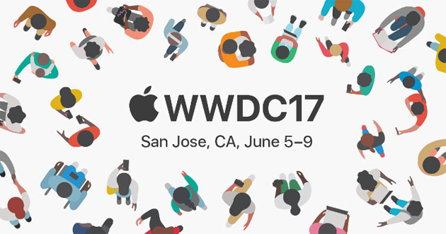 Apple annuncia la WWDC 2017