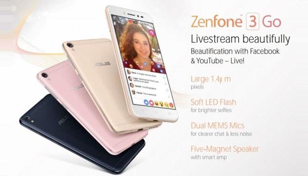 Asus Zenfone 3 Go rinviato a dopo il MWC
