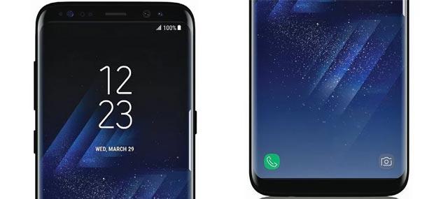 Galaxy S8 con cattura video a 1000fps e avvio rapido della Fotocamera senza pulsante Home