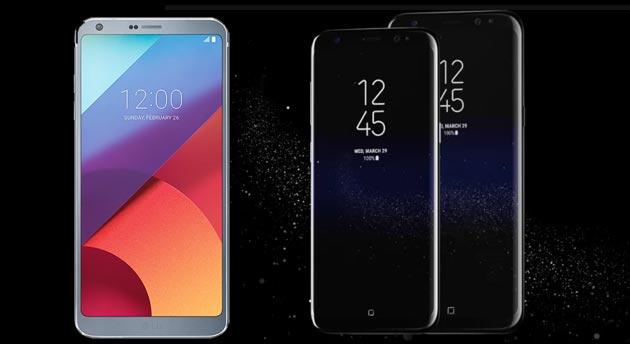 LG G6 e Galaxy S8 introducono Display con nuove proporzioni: Google invita sviluppatori ad ottimizzare le app