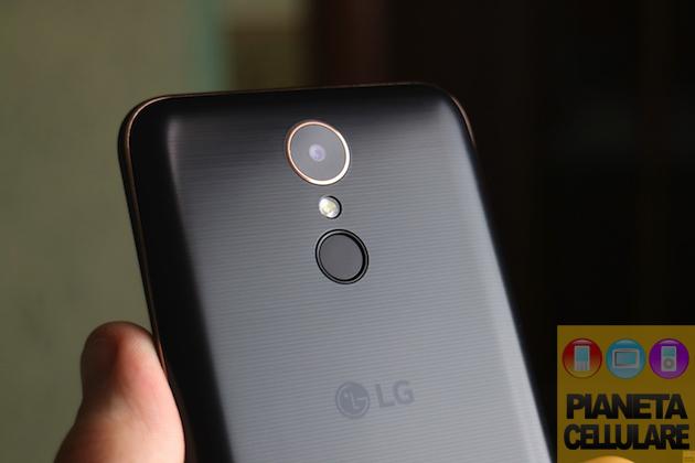 Recensione LG K10 2017, Android da 199 euro