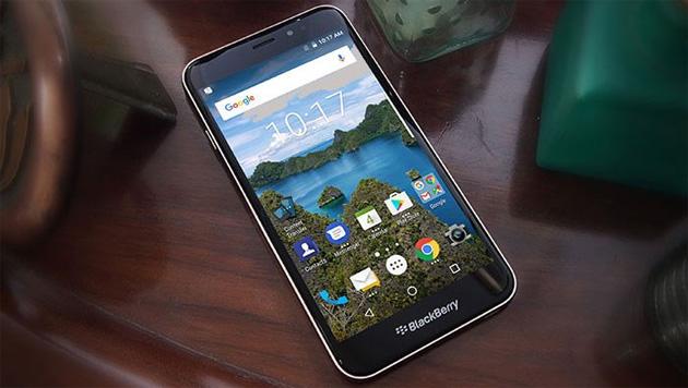 BlackBerry Aurora il primo telefono dual SIM BlackBerry con Android