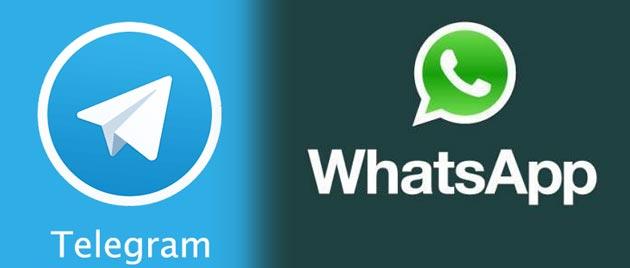 WhatsApp e Telegram, sicurezza a rischio per falla