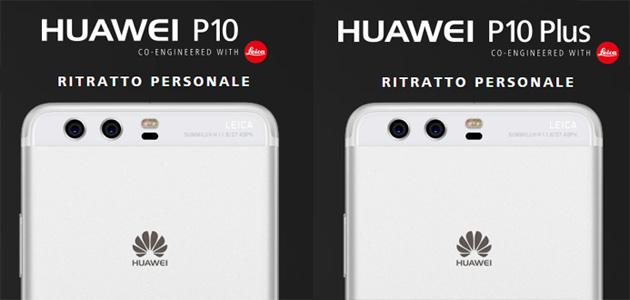 Foto Huawei P10 venduti con diverse memorie flash: svelato il motivo