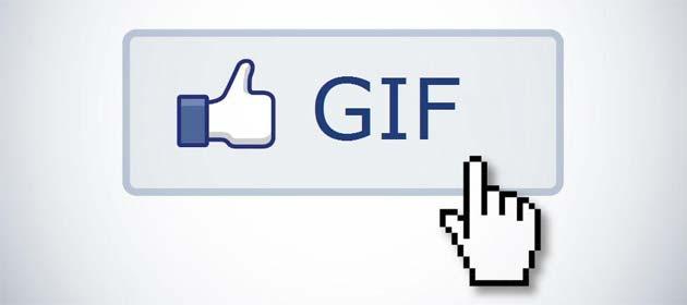 Facebook testa le GIF nei commenti