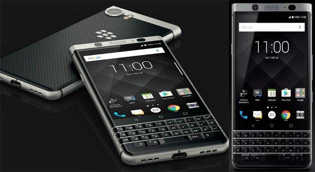 Foto BlackBerry KEY2 certificato Bluetooth, WiFi e FCC