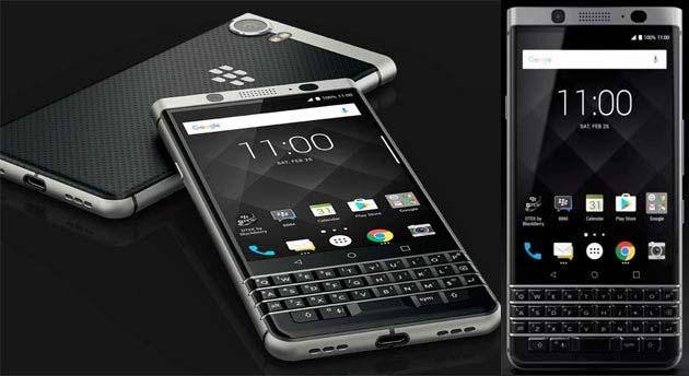 Blackberry, altri due smartphone Android nel 2017 dopo ...