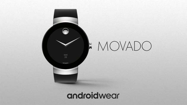 Guess, nuovi smartwatch con Android Wear 2.0