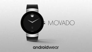 Movado Connect con Android Wear 2.0 arriva questo autunno