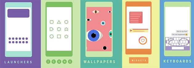 Android Taste Test: trova la schermata iniziale dei tuoi sogni
