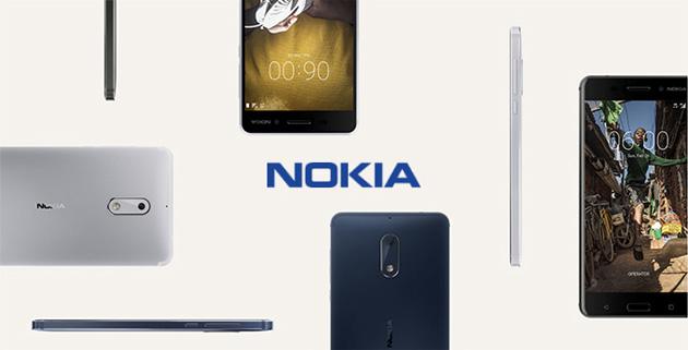 Nokia 5, Nokia 6, Nokia 3 e Nokia 3310 2017: Schede e Prezzi in Italia