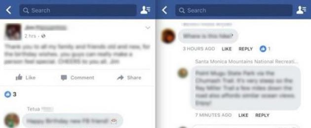 Foto Facebook testa il design 'a bolle' nei commenti ai post come su Messenger
