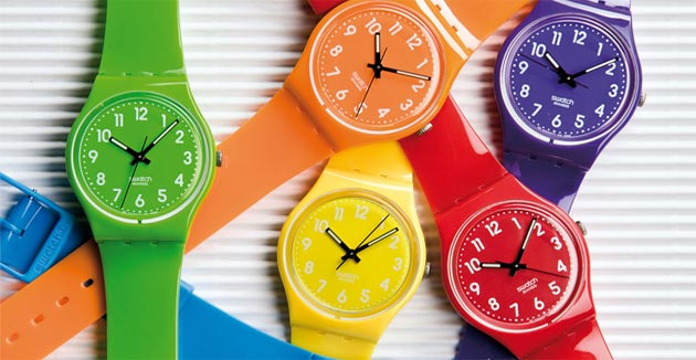 Swatch prepara un sistema operativo proprietario per smartwatch, pronto nel 2018