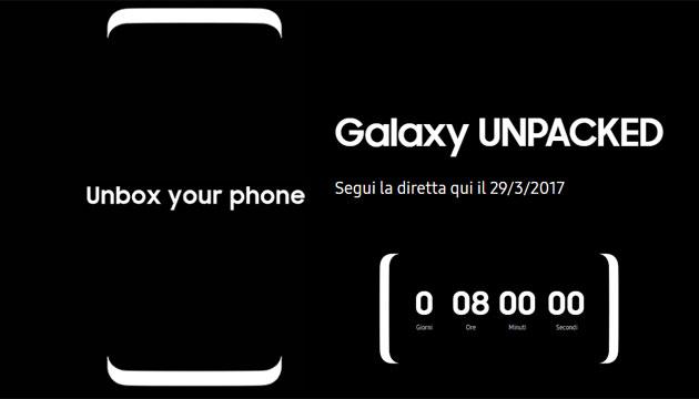 Samsung Galaxy S8: Riassunto Indiscrezioni e Anticipazioni. Re-Live Presentazione