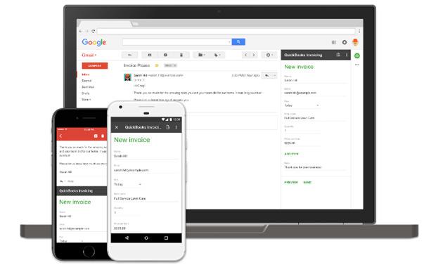 Gmail supporta i componenti aggiuntivi nativi